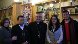 Inauguración librería SAN PABLO Chile en Temuco