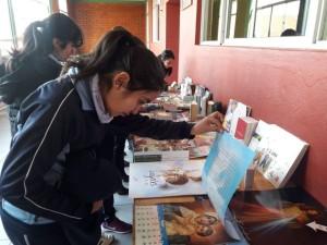 Los Ángeles: Visita al Colegio Teresiano de Nacimiento