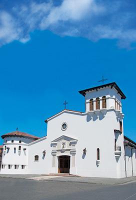 Parroquia-de-la-Santa-Cruz,-Colchagua