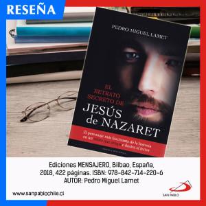 RESEÑA: El retrato secreto de Jesús de Nazaret