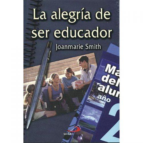 La alegría de ser educador