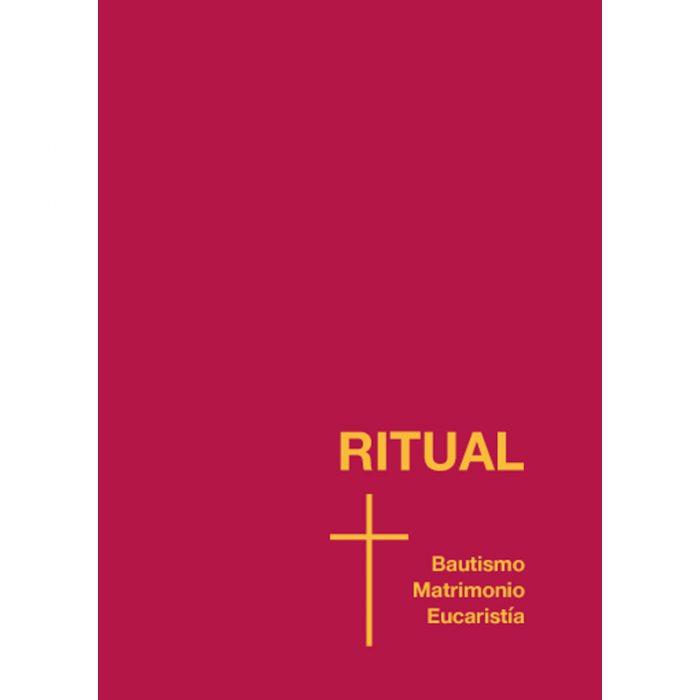 Ritual-Conjunto-Bautismo-Matrimonio-Eucaristia-TAPA-SAN PABLO Chile