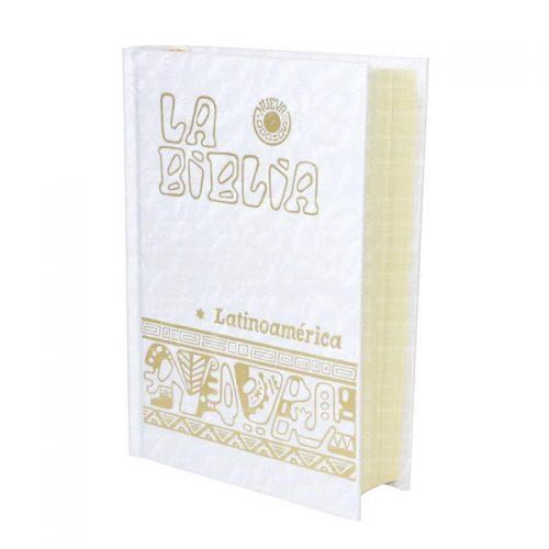 Biblia latinoamericana chica nacar