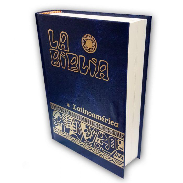 Biblia latinoamericana chica sin uñero