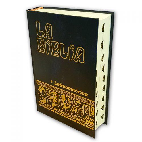 Biblia latinoamericana chica uñero