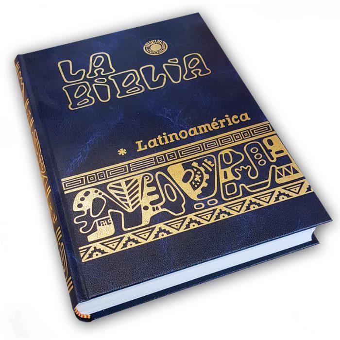 Biblia latinoamericana normal