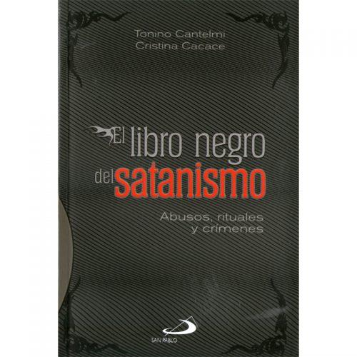 El libro negro del satanismo