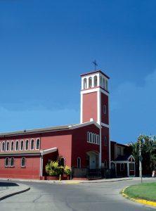 PORTADA: Parroquia El Divino Salvador, Ovalle, Región de Coquimbo