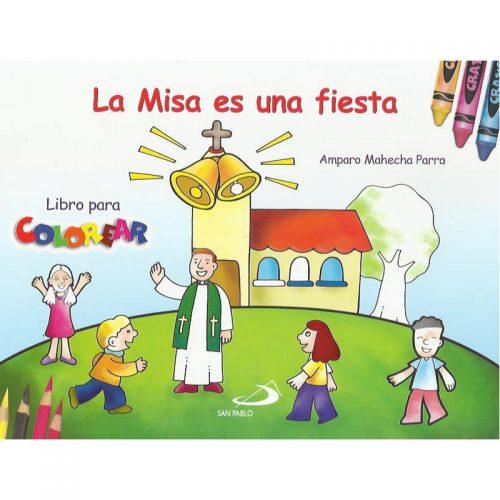 La misa es una fiesta
