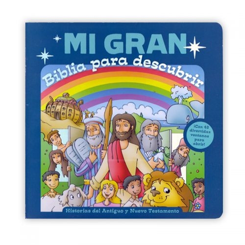 Mi gran biblia para descubrir