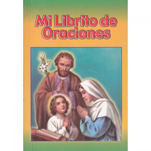 Mi librito de oraciones