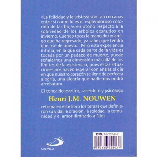 Mementos de paz con Henri Jm Nouwen