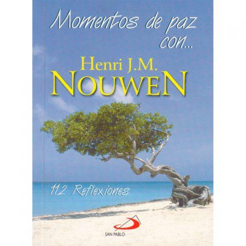 Momentos de paz con Henri JM Nouwen