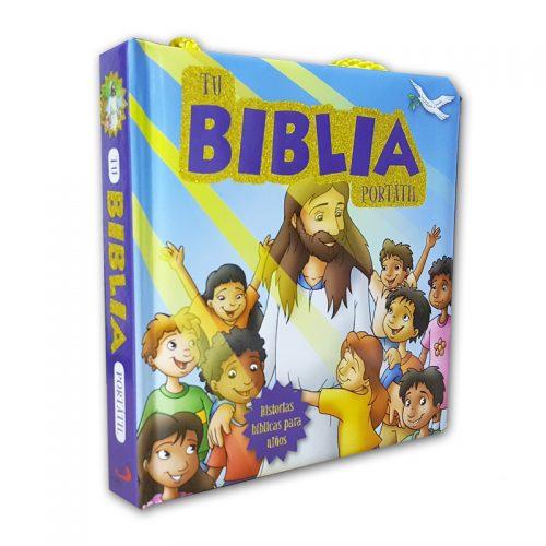 Tu biblia portatil