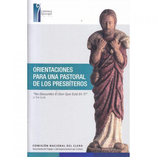 Orientaciones para una pastoral de los presbíteros