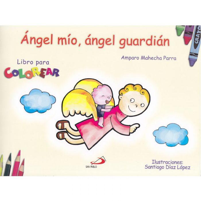 Ángel mio ángel guardián