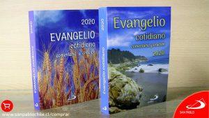 Acompaña tu oración diaria con el EVANGELIO COTIDIANO
