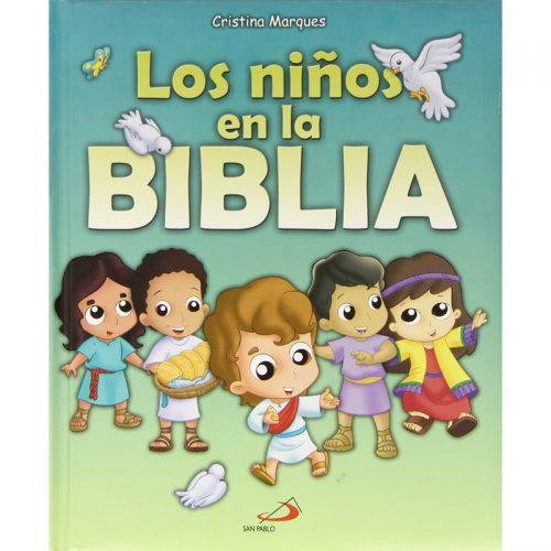 Los niños en la Biblia