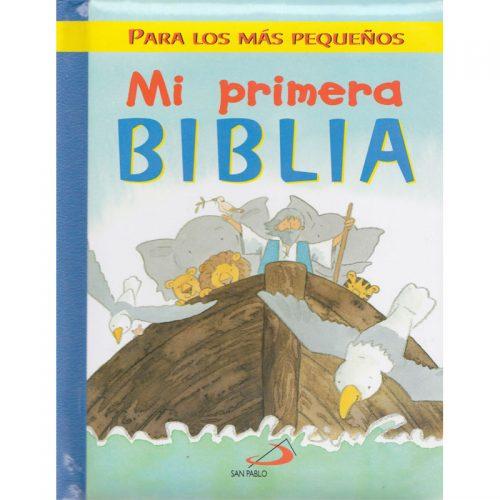 Mi primera biblia para los mas pequeños