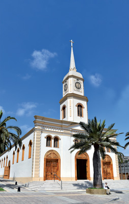 Parroquia Santa Rosa de Lima, Freirina, Región de Atacama
