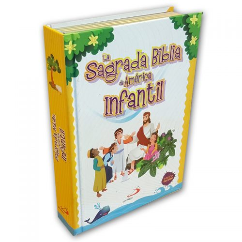 La sagrada Biblia de America infantil