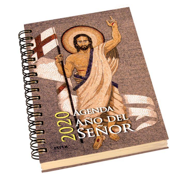 Agenda año del Señor anillada