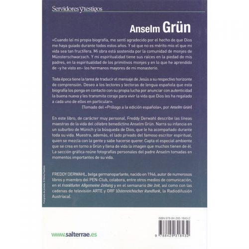 Anselm Grun y su vida