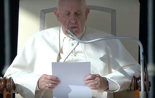 Llamamiento del Papa Francisco por Chile 2019-10-23