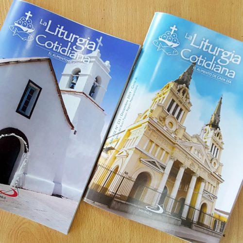La LITURGIA COTIDIANA de Noviembre y Diciembre ya está disponible