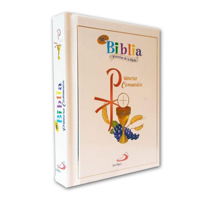 Mi biblia primera comunion