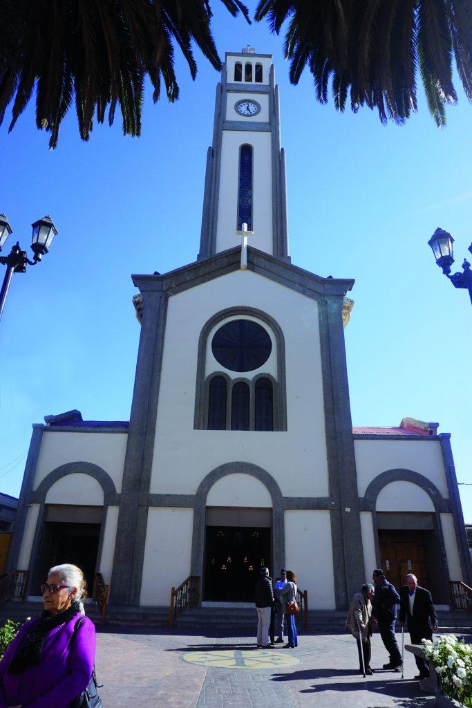 Parroquia Nuestra Señora del Rosario, Quilpué, Región de Valparaíso