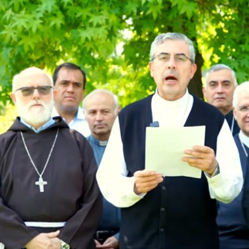 Episcopado llama a un gran día de oración por Chile el 8 de diciembre
