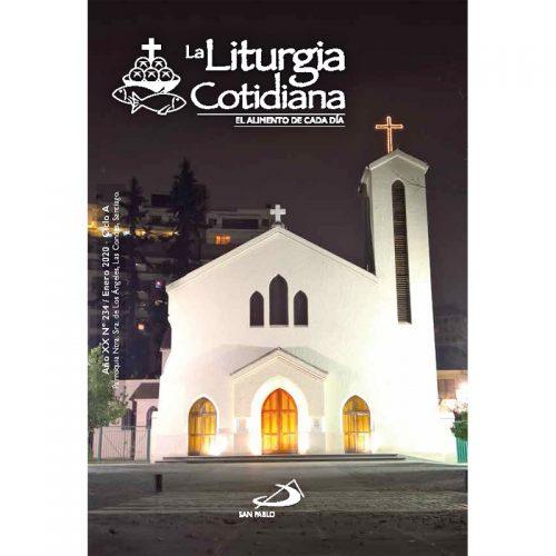 La liturgia cotidiana enero 2020