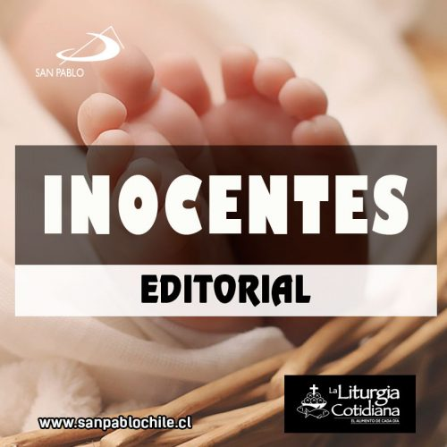 EDITORIAL: Inocentes
