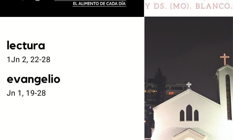 JUEVES 2: Santos Basilio Magno y Gregorio Nacianceno, os. y ds. (MO). Blanco.