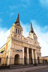Iglesia del Buen Pastor, Región Metropolitana