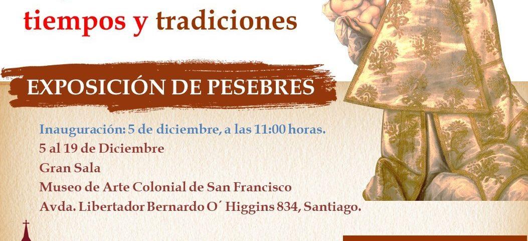 EXPOSICION DE PESEBRES EN EL MUSEO SAN FRANCISCO