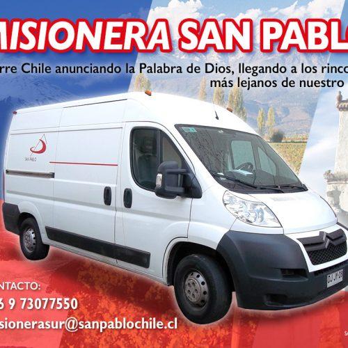 Misionera SAN PABLO