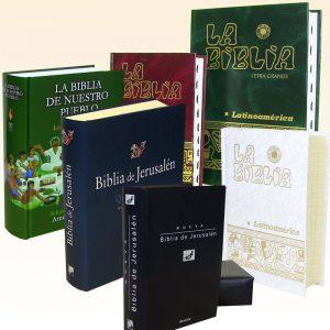 Encuentra en SAN PABLO la Biblia que buscas para tu hogar