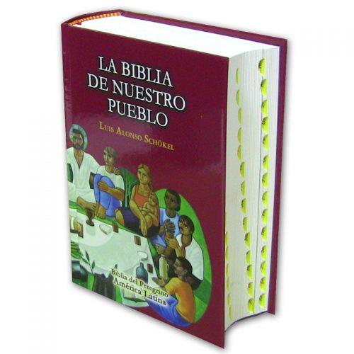 La biblia de nuestro pueblo chica