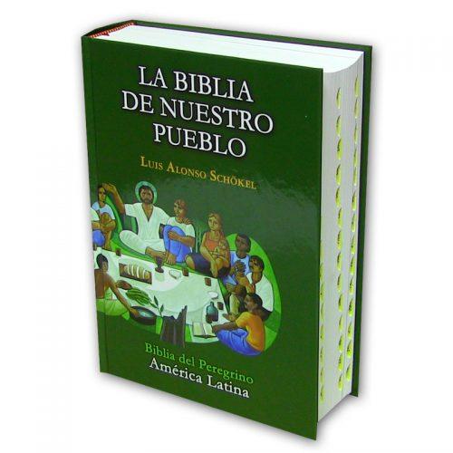 La biblia de nuestro pueblo - grande