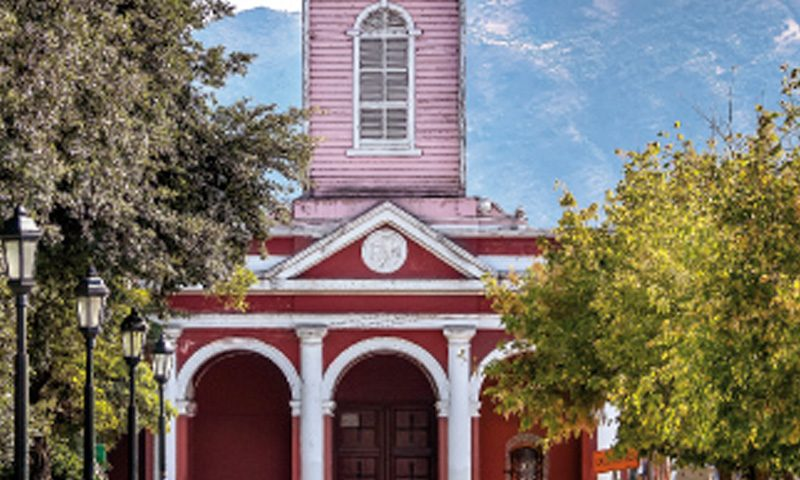 Parroquia San José de Maipo, Región Metropolitana