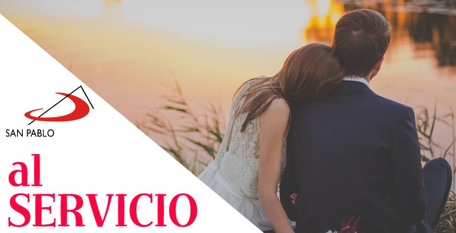 AL SERVICIO DE LA VIDA: El matrimonio