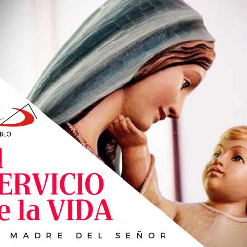 AL SERVICIO DE LA VIDA: La madre del Señor