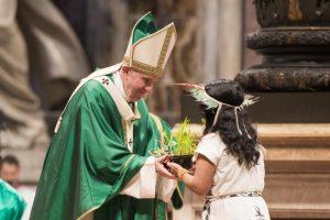 """Presentan en Roma la Exhortación Apostólica """"Querida Amazonia"""""""
