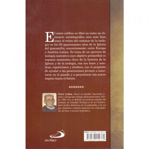 Diario de un teólogo posconcilio