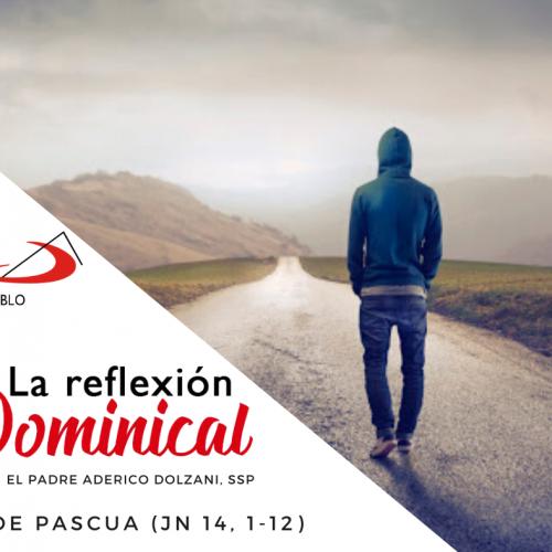 LA REFLEXIÓN DOMINICAL: Domingo 5° de Pascua