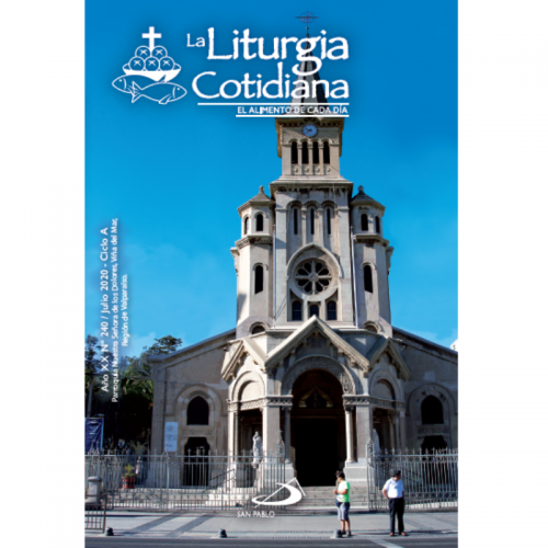 La Liturgia Cotidiana julio 2020