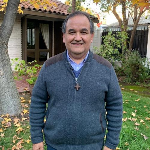 """Nuevo Obispo Auxiliar de Santiago: """"Quiero ser un servidor de la comunidad"""""""