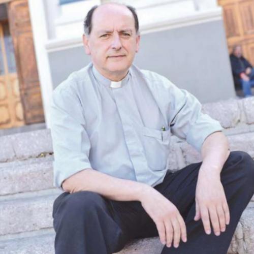 el Papa Francisco había nombrado a monseñor Gonzalo Bravo como nuevo Obispo de la Diócesis de San Felipe de Talca
